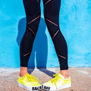 New Kendall + Kylie KKMax Back Off Neon Sneakers